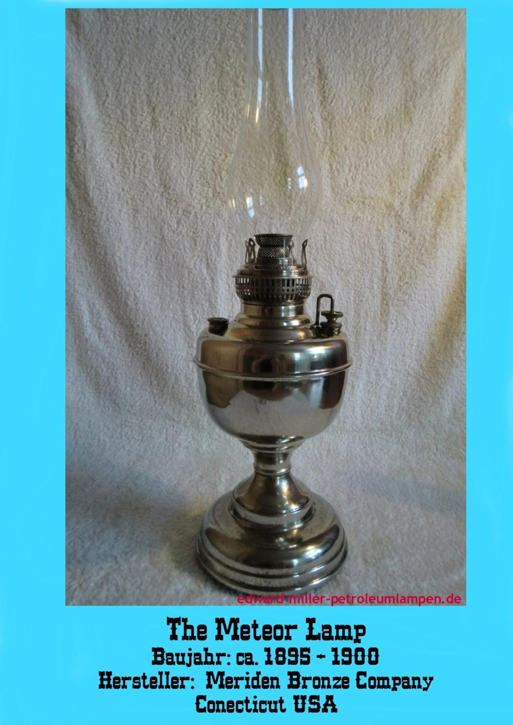 The Meteor Lamp